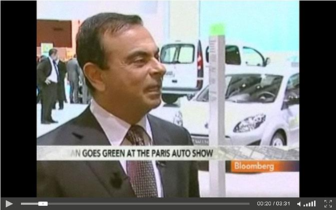 Ghosn intervju