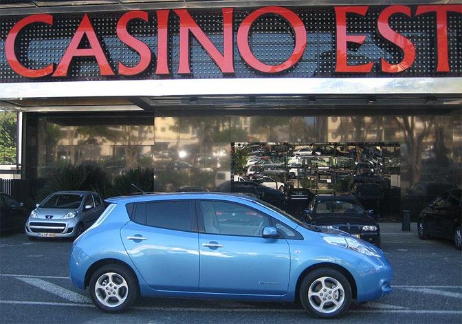 Nissan Leaf Casino