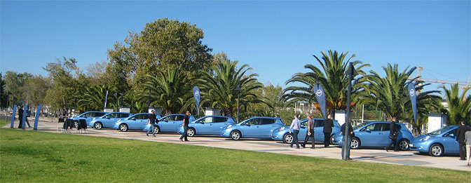 Nissan Leaf Portugal