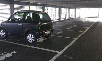 Nesttun Bybaneparkering