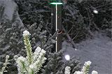 Ladestasjon juletrær