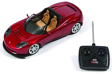 Tesla Roadster lekebil