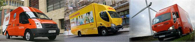 Elektriske laste- og varebiler