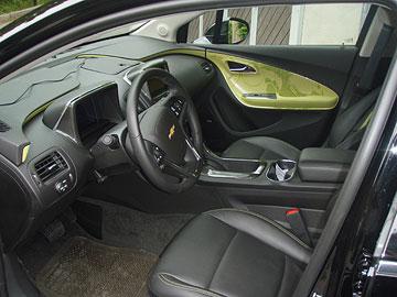 Chevrolet Volt gusj
