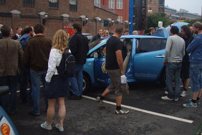 Nissan LEAF årsmøte