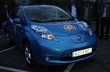 Nissan LEAF i Norge