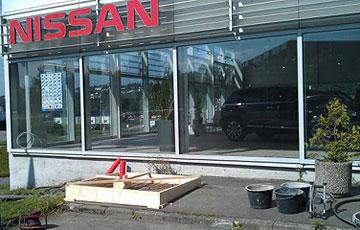 Nissan hurtiglader