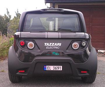 Tazzari Zero EVO SE