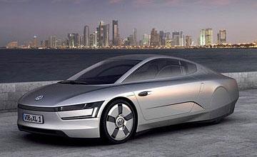 VW 1-seter elbil