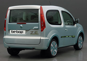 Renault Kangoo Express ZE