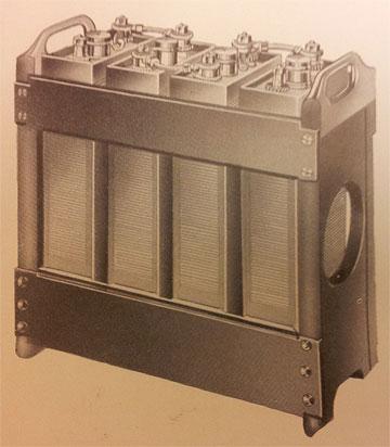 Edison Accumulators
