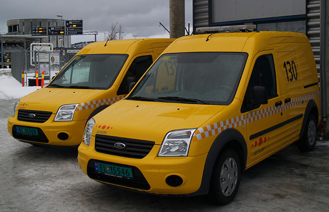 Ford Connect Electric Avinor