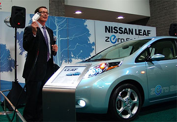 Mark Perry Nissan