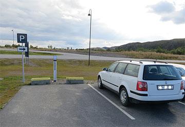 Ladestasjon Kirkenes