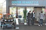 Renault Z.E. senter