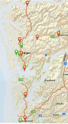 Hurtigladere Hordaland