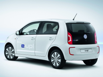 Salgsstart for VW e-up!