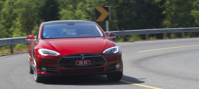DNB tilbyr eget Tesla-lån