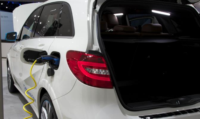 B-Klasse Electric skal være en fullverdig familiebil