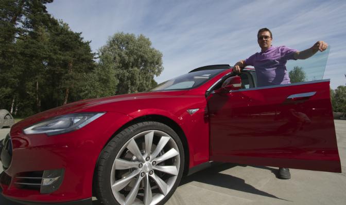- Påstanden om subsidiering av Tesla Model S er feilaktig, konstaterer generalsekretær Snorre Sletvold i Norsk Elbilforening