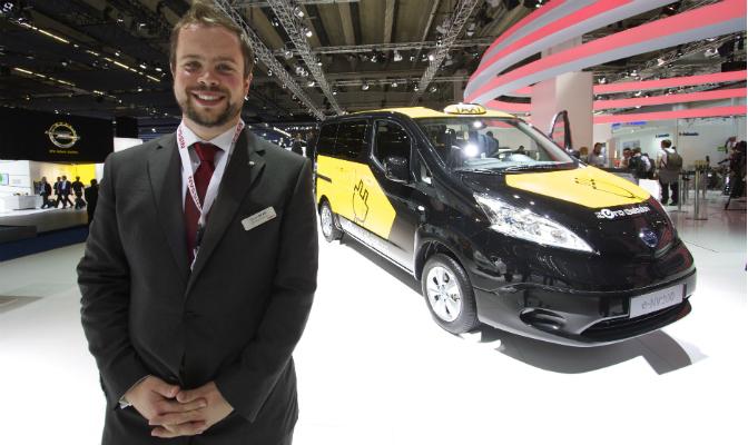Nissans europeiske elbiltalsmann Gareth Dean er imponert over nordmenns tilnærming til elbil