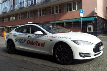 Teslataxi