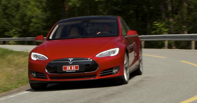 2.000 Model S kan komme til Norge i år.