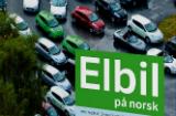 Elbil på norsk - forsiden