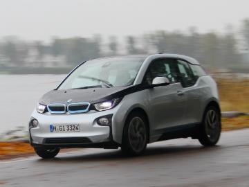 Få er i tvil om at dette er en BMW