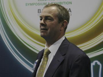 Brian Wynne, leder i EDTA