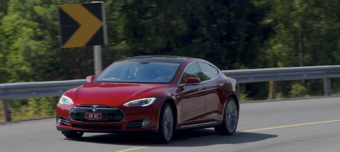 I løpet av bare fem måneder har Tesla maktet å levere ut rundt 2.000 Model S i Norge.