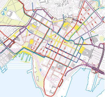 Gatebruksplan Oslo sentrum