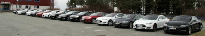 Tesla-oppstilling