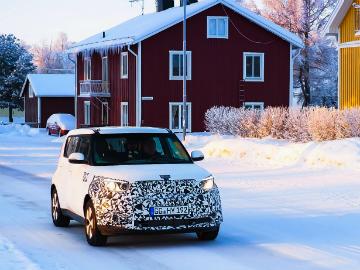 Testing av Kia Soul på den svenske glesbygden.