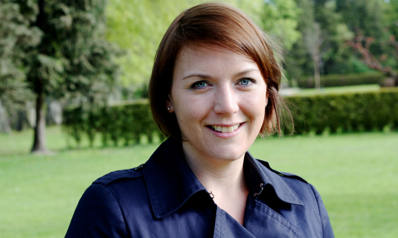 Generalsekretær Christina Bu i Norsk Elbilforening