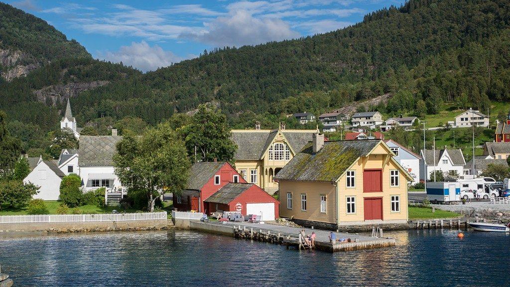 asjonal turistveg Hardanger Jondal