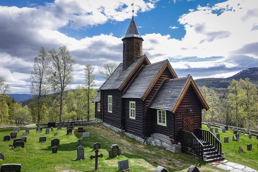 Sollia kirke i stor-Elvdal