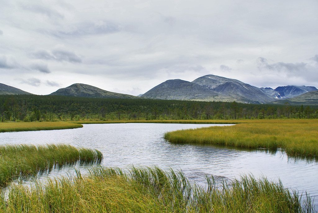Elbilferie Rondane Atnasjømyrene