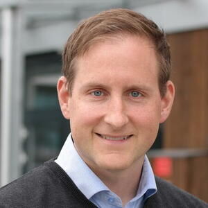 Joakim Sveli, forretningsutvikler i Kople