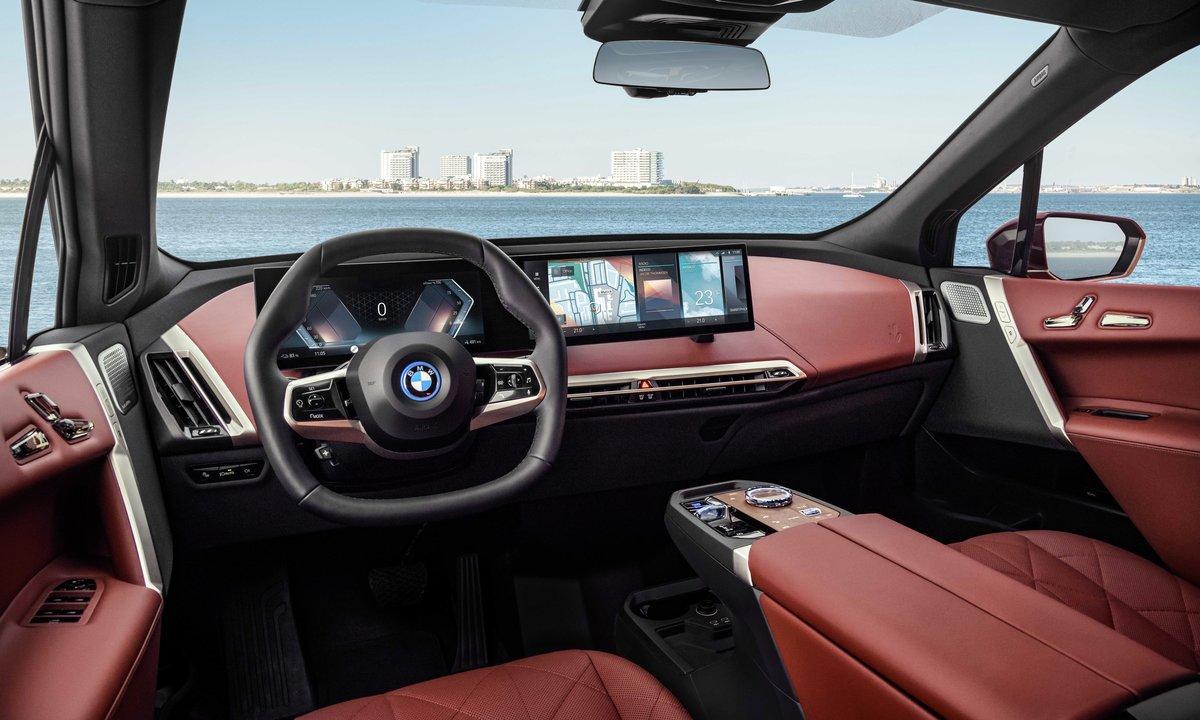 BMW iX ak