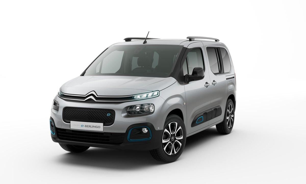 Citroën ë-Berlingo front