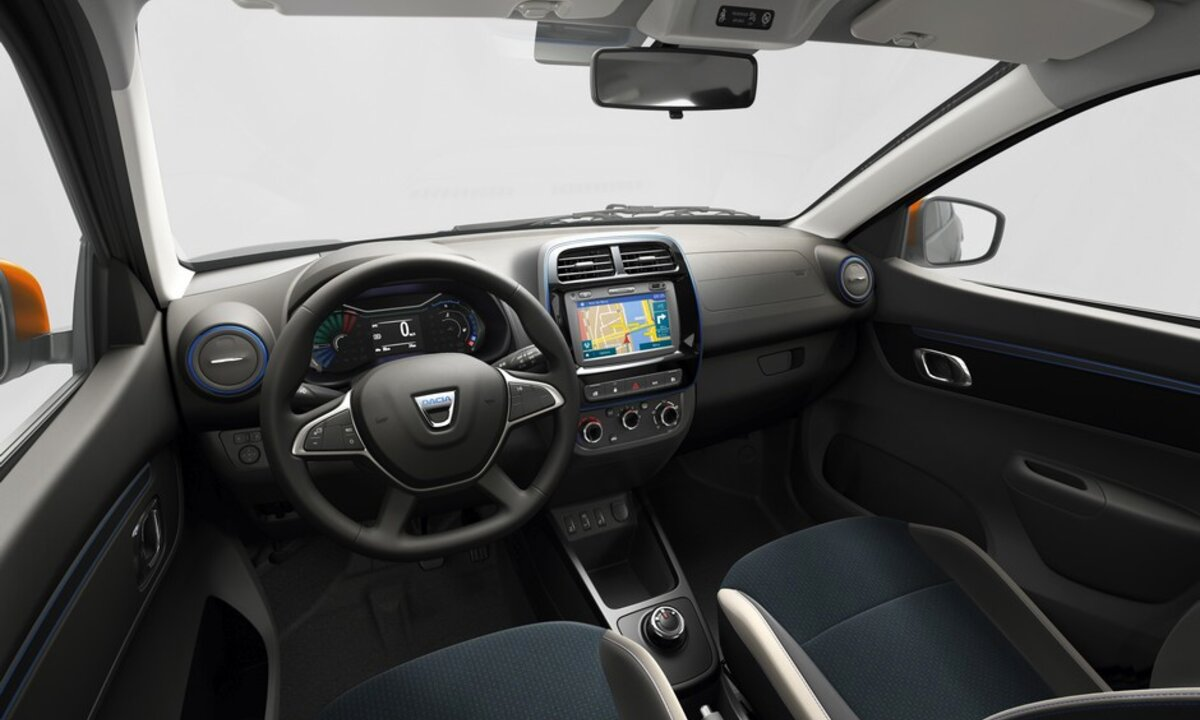 Dacia-Spring-Electric-interiør