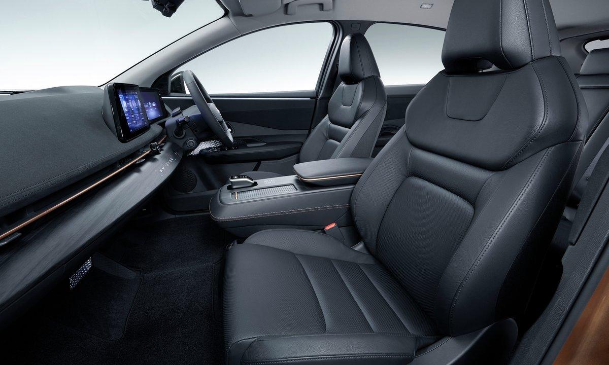 Nissan Ariya interiør