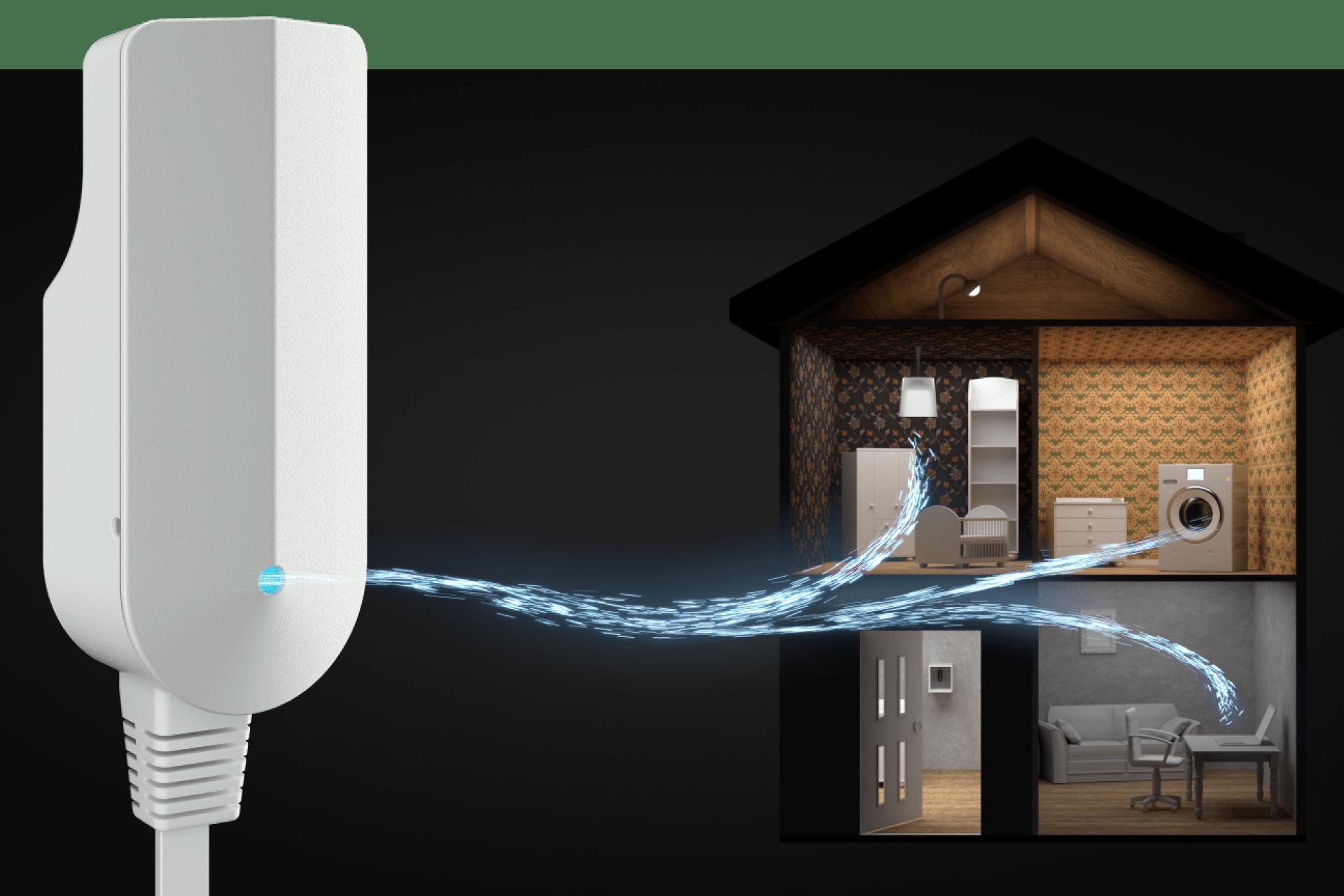Tibber Pulse overvåker strømforbruket i hjemmet