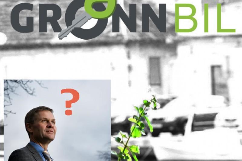 Grønn Bil med ny innkjøpsveileder for elbil