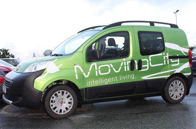 MovingCity