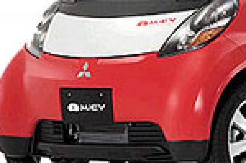 Mitsubishi har starta salget godt