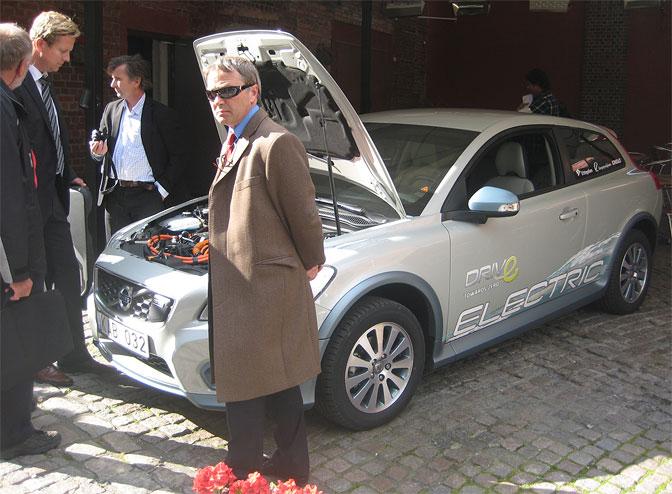 Volvo elektrisk