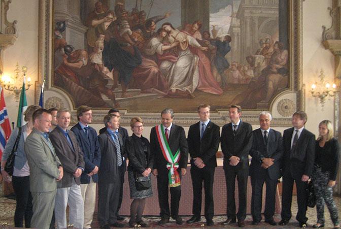 Vicenza borgermester