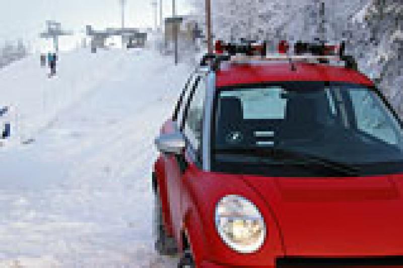 De norske vinterelbilene